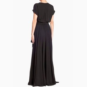 Meghan LA Dresses - NEW MEGHAN LA Jasmine hi slit maxi dress $425